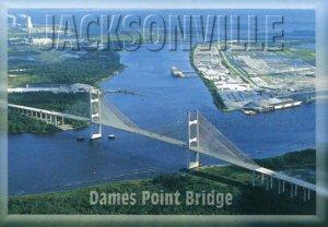 FLORIDA - Dames Point Bridge