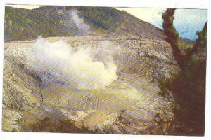Poas Volcano , Costa Rica , 40-60s