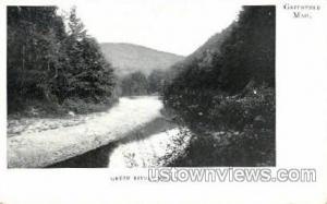 Green River Greenfield MA Unused
