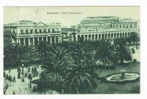 Montevideo, Uruguay, 00-10s Plaza Independencia