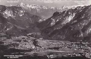 RP, Aerial View, Grossgmain, Osterreich Bei Salzburg, Austria, PU-1962