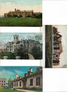 Canada Toronto Montreal And More Postcard Lot of 10 01.13