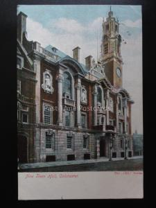 Essex COLCHESTER The New Town Hall c1905 by The IXL Series