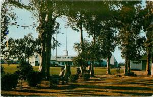 Columbia Compton California Cressy Park 1950s Postcard 5779