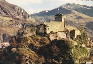 France Lourdes Le chateau fort et le Pic du Jer