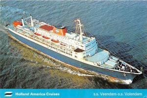 5825  S.S. Volendam   Holland America Cruises