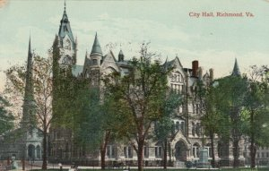 RICHMOND , Virginia , 1910 ; City Hall