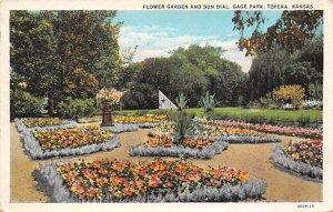 KS Postcard, Kansas Post Card Old Vintage Antique Collectables For Sale Flowe...