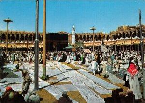 us7565 inside of scared mosque of mecca MECCA, SAUDI ARABIA