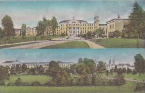 Kentucky Nazareth Nazareth Junior College And Academy Handcolored Albertype
