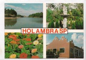 Brasil, Brazil, HOLAMBRA SP, unused Postcard