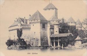 Switzerland Chateau de Chillon
