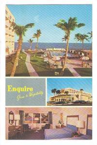 Enquire, Ft. Lauderdale,  Florida, 40-60s