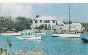 Ships, Tom Moore's Tavern,  Hamilton,  Bermuda,  40-60s