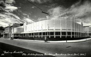 indonesia, JAVA BANDUNG, Gedung Merdeka, Built 1926 Architect Wolff Schoemaker
