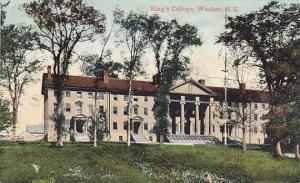 King's College, Windsor, Nova Scotia, Canada, 00-10s