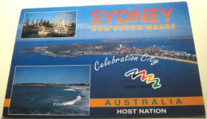 Australia New South Wales Sydney Host Nation - posted 1996