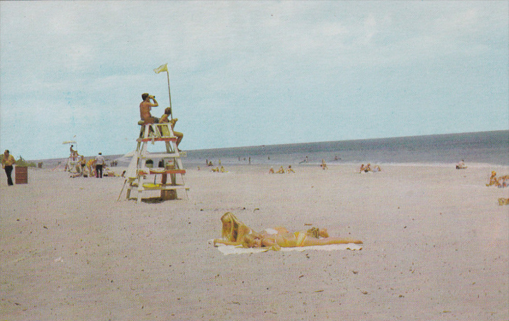Playalinda Beach Usville Florida