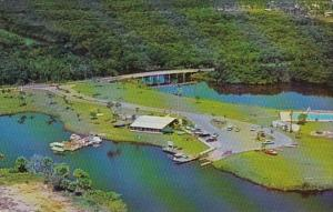 Florida Fort Pierce Port St Lucie Yacht Club and Marina 1964
