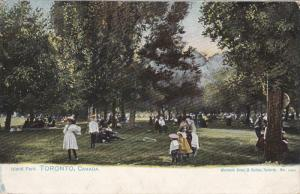 TORONTO , Ontario , Canada , 00-10s : Island Park ; TUCK 1049