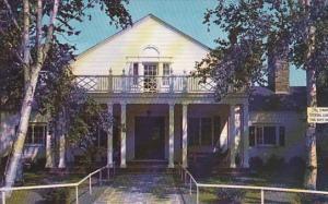 Maine Lakewood Showhegan Inn