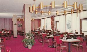 OSHKOSH , Wisconsin, 50-60s; Dining Room at Evergreen Manor, Retirement Home