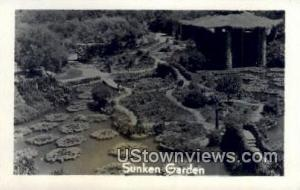 Reap Photo - Sunken Garden