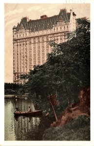 New York City The Plaza 1934