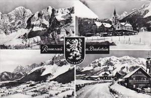 Austria Ramsau am Dachstein 1962 Real Photo
