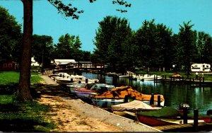 Ohio Indian Lake Blackhawk Landing