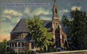 Pro-Cathedral Church of the Nativity Bethlehem PA Unused