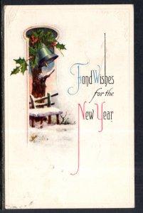 New Year Bell Scene