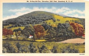 Mt Ut-Say-An-Tha Observatory in Stamford, New York