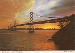 California San Francisco Oaklnd Bay Bridge