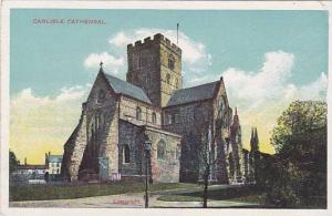 Carlisle Cathedral, Cumbria, England, UK, 1900-1910s
