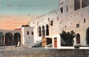 Morocco Maroc Chateau (Palais de Justice) Tanger