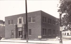 RP; IOWA FALLS , Iowa, 1920-40s ; City Hall