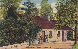 Robert Burns Cottage Atlanta Georgia