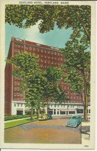Portland, Maine, Eastland Hotel