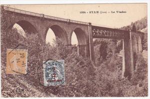 SYAM (jura) , France , 00-10s ; Le Viaduc