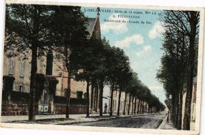 CPA L'Orleanais - Boulevard du chemin de fer (162194)