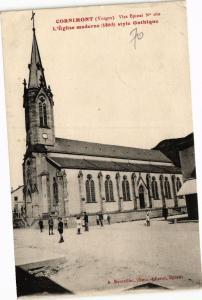 CPA CORNIMONT Vise ÉPINAL L'Église moderne (1865) style Goth.. (200361)