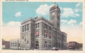 Post Office, Wilmington, Delaware, 1910-1920s
