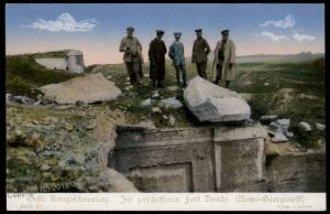 Germany Austria WWI Dembe Eastern Front Patriotic Gloria Viktoria PPC 66228