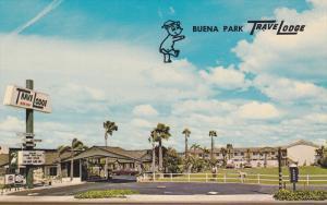 Buena Park Travelodge, California, 40-60s