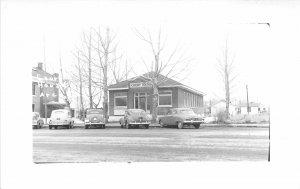 F41/ Arco Idaho RPPC Postcard c1950s County Court House
