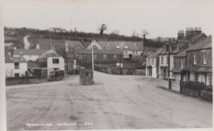 Ugborough South Hams South Devon General Stores Fosters Pub Real Photo Postcard