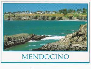 California Mendocino Coastline View
