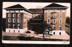 McAlester OK – Busby Hotel