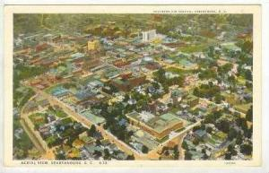 Aerial View, Spartanburg, South Carolina, 10-20s